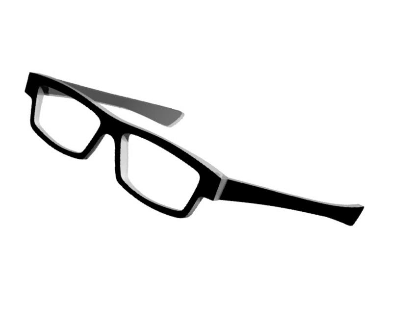 Toms Brille. So soll sie aussehen