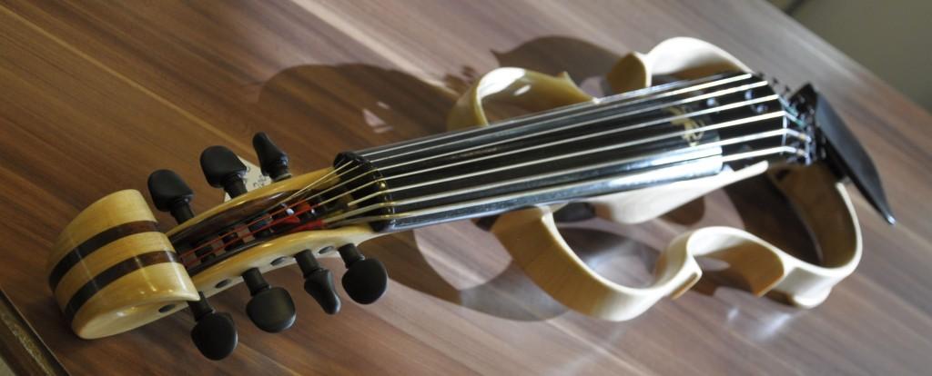 Eine Achtsaitige Geige